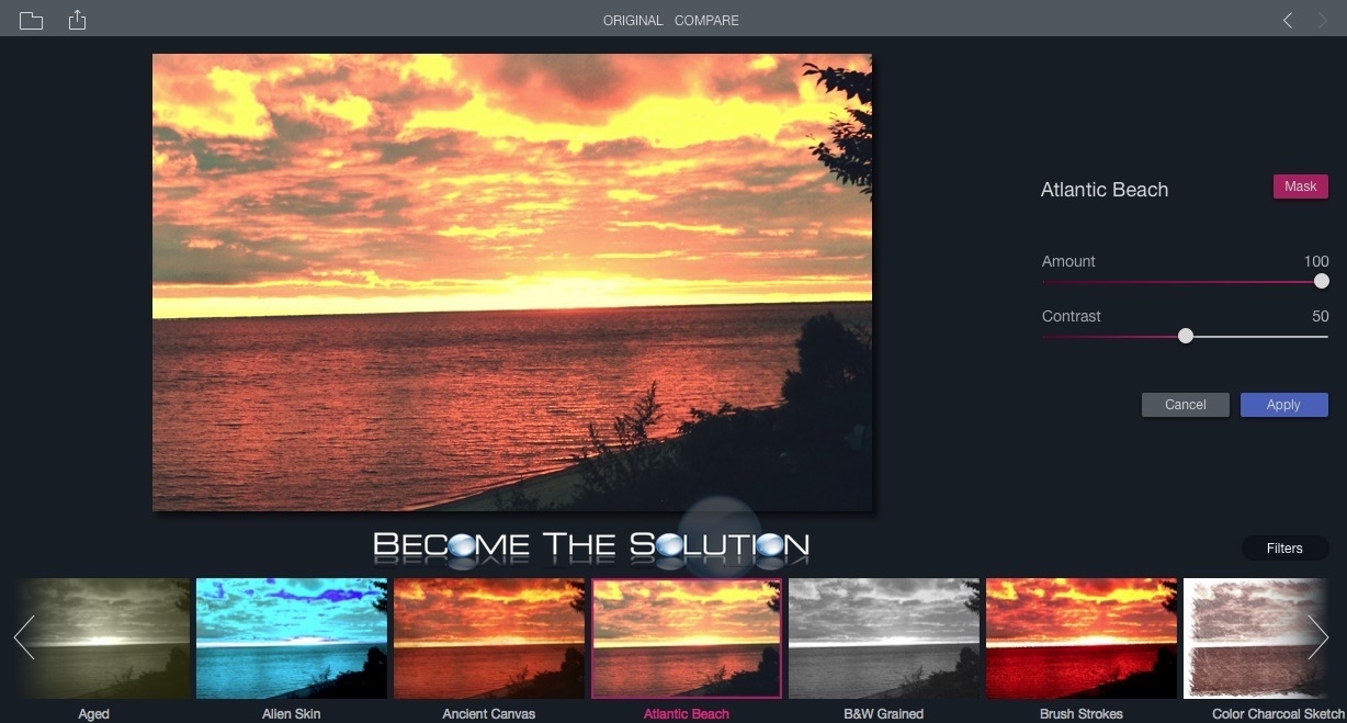 Get Instagram Filters on Mac