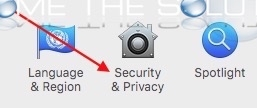 Mac security and privacy