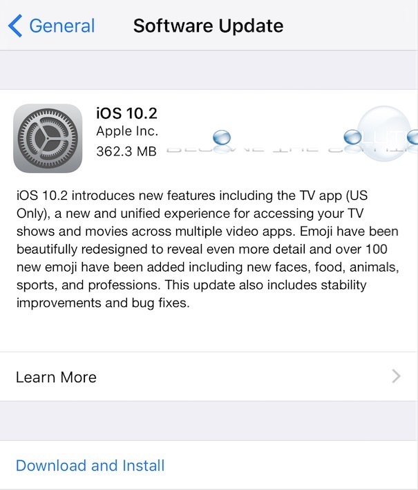 iOS 10 2 New Features