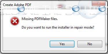 acrobat pdfmaker