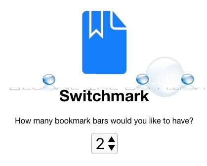 Google Chrome Multiple Bookmark Bars