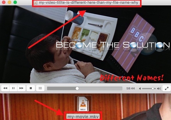 How To: Mac OS X Edit Video Metadata – MKV MP4 Files
