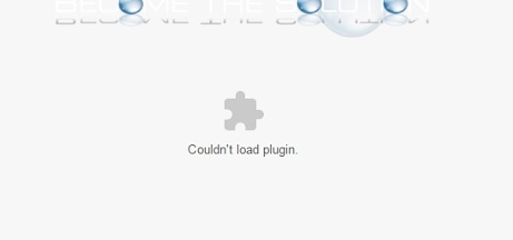 """How to Fix """"Couldn't load plugin"""" error on Google Chrome?"""