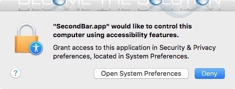 Mac x control user accessibility features