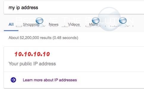 Mac Find Ip Address Of website Docker