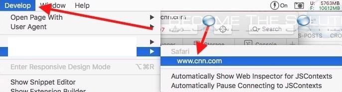 How To: Debug iPhone Safari on Mac?