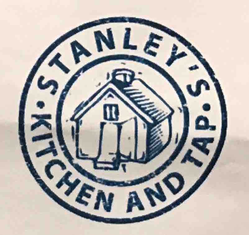 Stanley's Kitchen And Tap Carry Out Menu Chicago (Scanned Menu With Prices)