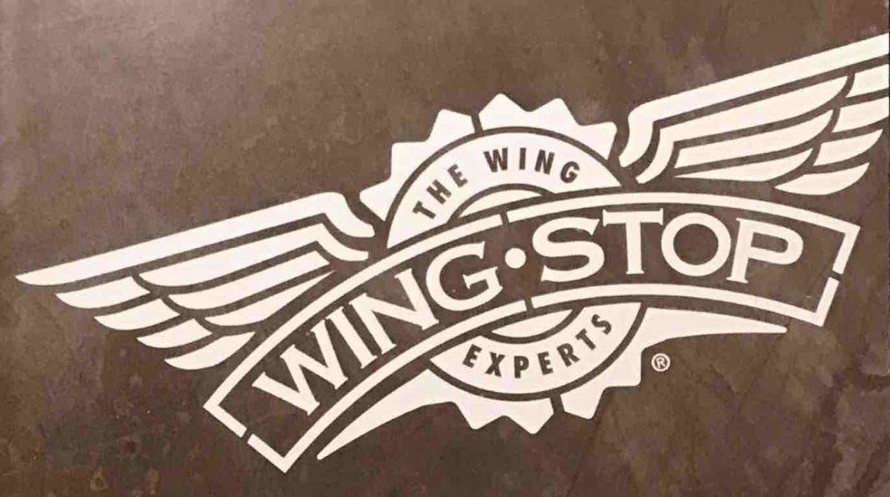 Wing Stop Carry Out Menu Scanned Menu With Prices
