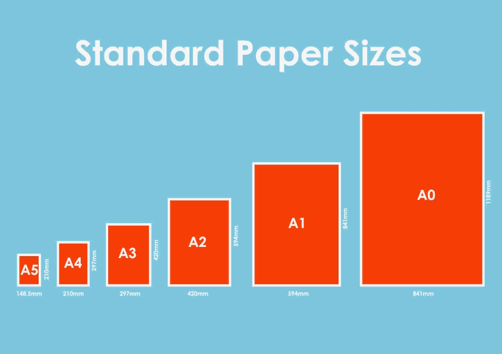 All Printing Paper Sizes Mac X Windows - photo#2
