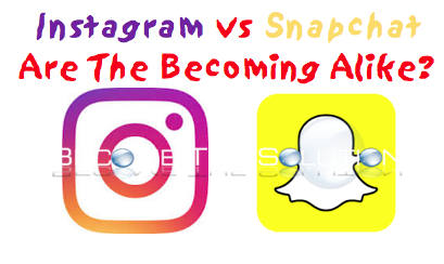 Is Instagram Trying to be Like Snapchat?