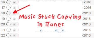 Fix: iTunes Stuck or Not Copying/Syncing Music to iPhone