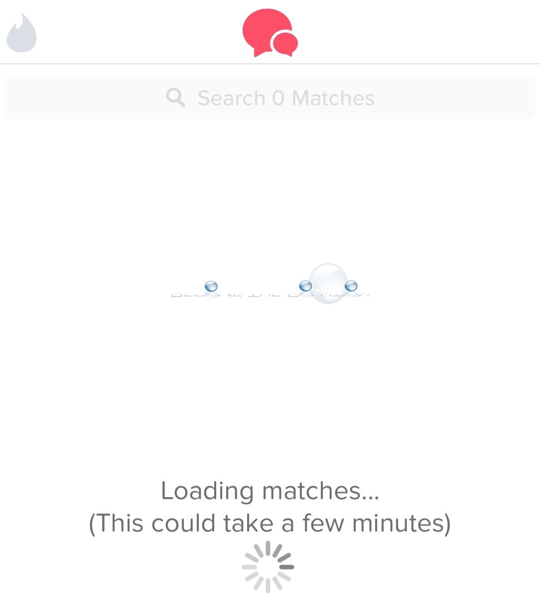 Fix: Loading Matches Tinder
