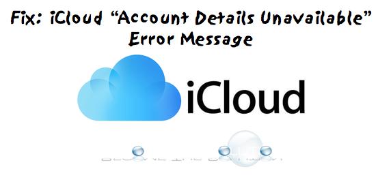 Fix: iPhone Restore iCloud