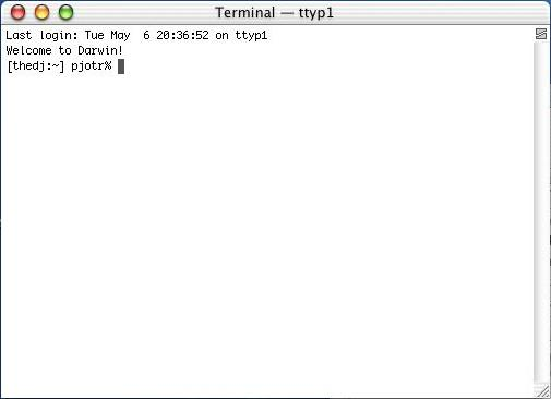 Top Terminal Commands Mac X