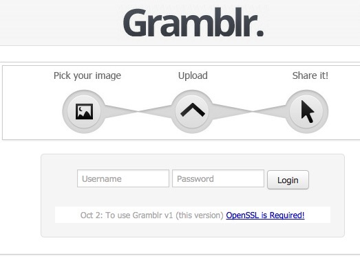 Grumblr Login Mac