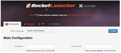 Rocket Launcher Joomla